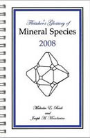 Glossary of Mineral Species 2008